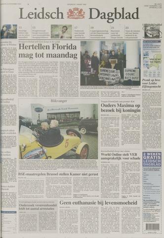 Leidsch Dagblad 2000-11-22
