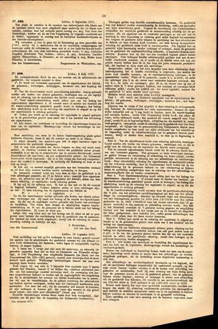 Handelingen van de Raad 1877-09-03