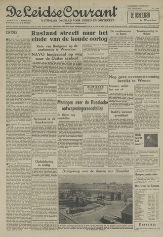 Leidse Courant 1955-05-12