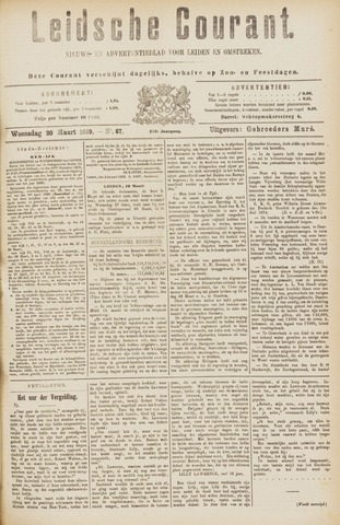 Leydse Courant 1889-03-20