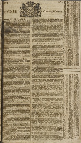 Leydse Courant 1773-01-20