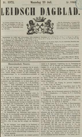 Leidsch Dagblad 1866-07-23
