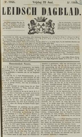 Leidsch Dagblad 1866-06-22