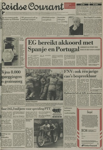 Leidse Courant 1985-03-29