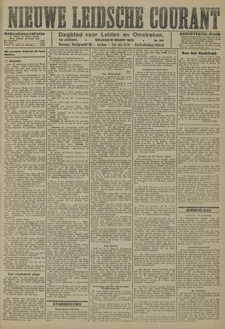 Nieuwe Leidsche Courant 1923-03-16