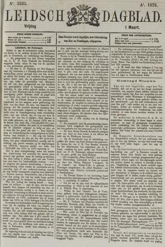 Leidsch Dagblad 1878-03-01