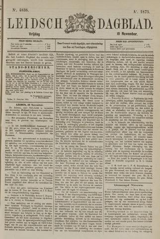 Leidsch Dagblad 1875-11-19