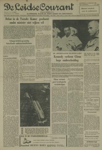 Leidse Courant 1962-02-22