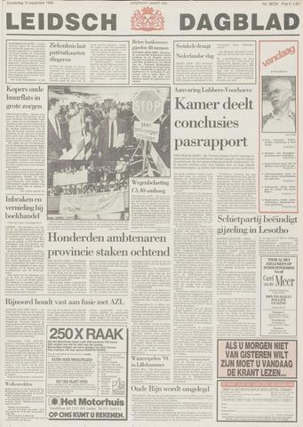 Leidsch Dagblad 1988-09-15