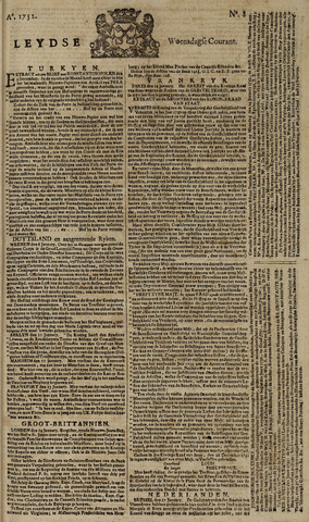 Leydse Courant 1752-01-19