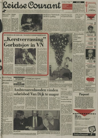 Leidse Courant 1988-12-07