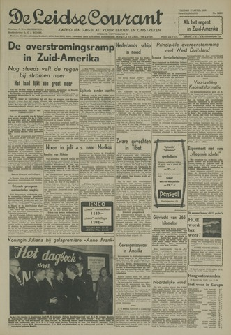 Leidse Courant 1959-04-17