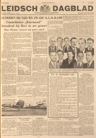 Leidsch Dagblad 1949-06-24