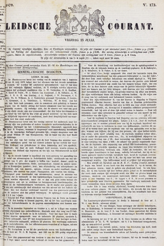 Leydse Courant 1879-07-25