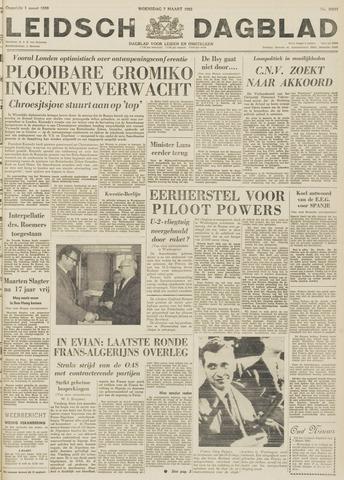 Leidsch Dagblad 1962-03-07