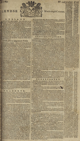Leydse Courant 1765-09-04