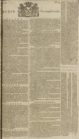 Leydse Courant 1773-04-14