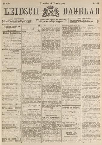 Leidsch Dagblad 1915-11-02