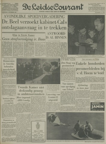 Leidse Courant 1966-11-09