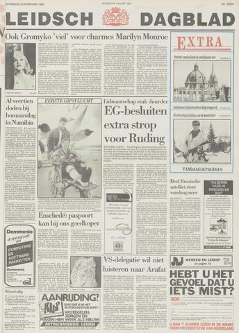 Leidsch Dagblad 1988-02-20