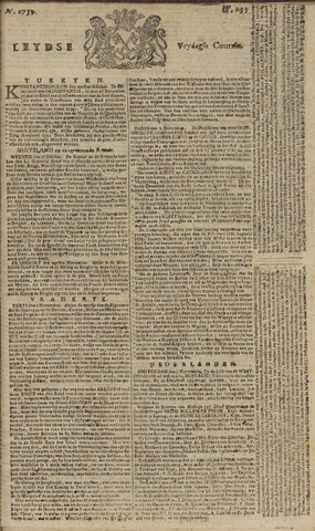 Leydse Courant 1759-11-09