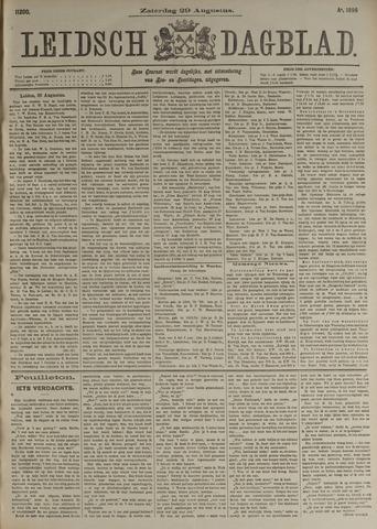 Leidsch Dagblad 1896-08-29