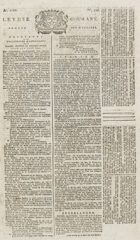 Leydse Courant 1820-10-20