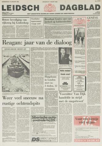 Leidsch Dagblad 1985-01-10