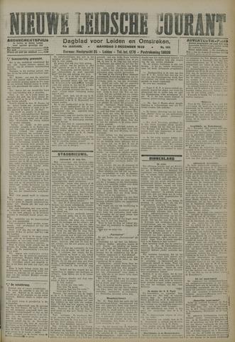 Nieuwe Leidsche Courant 1923-12-03