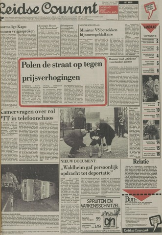 Leidse Courant 1988-02-01