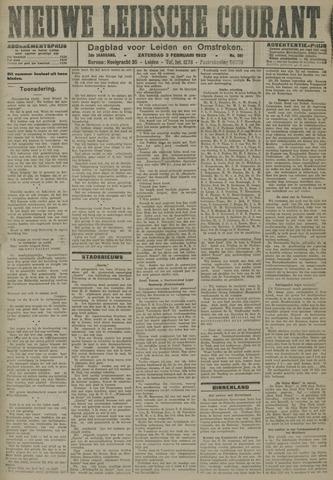 Nieuwe Leidsche Courant 1923-02-03