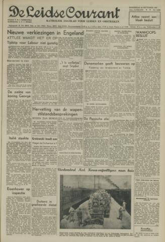 Leidse Courant 1951-09-20