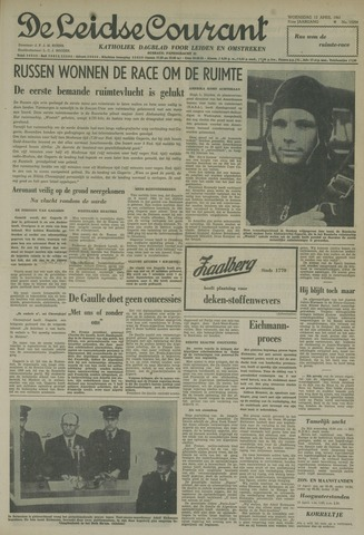 Leidse Courant 1961-04-12