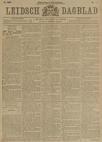 Leidsch Dagblad 1902-11-01