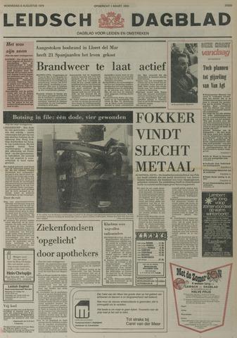 Leidsch Dagblad 1979-08-08