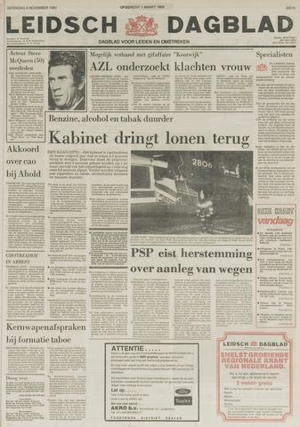Leidsch Dagblad 1980-11-08