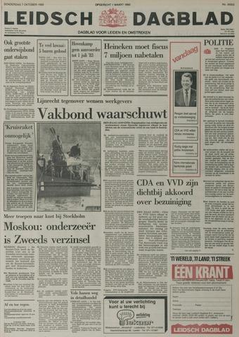 Leidsch Dagblad 1982-10-07