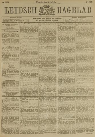 Leidsch Dagblad 1904-07-28