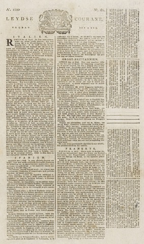 Leydse Courant 1820-05-19