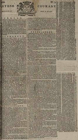 Leydse Courant 1794-03-19