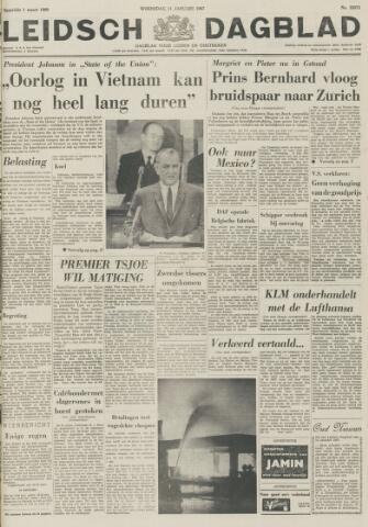 Leidsch Dagblad 1967-01-11
