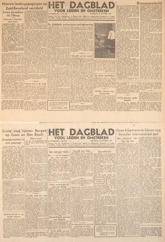 Dagblad voor Leiden en Omstreken 1944-10-28
