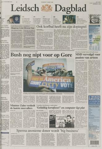 Leidsch Dagblad 2000-11-15