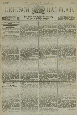 Leidsch Dagblad 1890-09-03
