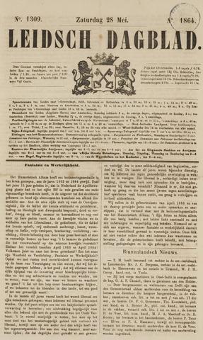 Leidsch Dagblad 1864-05-28