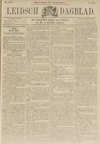 Leidsch Dagblad 1893-08-12