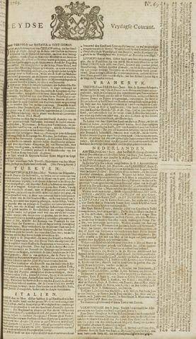 Leydse Courant 1769-06-09