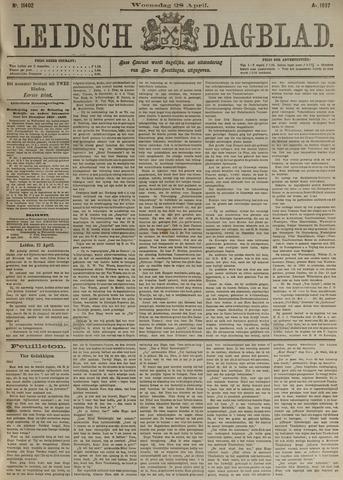 Leidsch Dagblad 1897-04-28