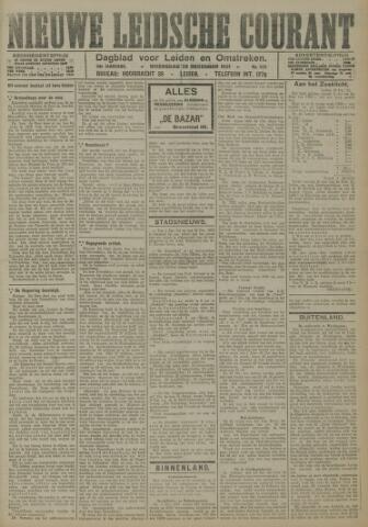 Nieuwe Leidsche Courant 1921-12-28