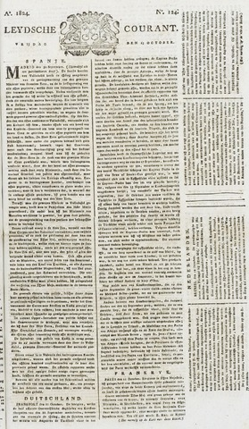 Leydse Courant 1824-10-15